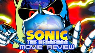 The Sonic the Hedgehog Movie Full Review!