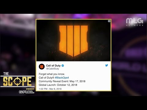Call of Duty: Black Ops IIII has been announced! | The Scope Powered by GFUEL
