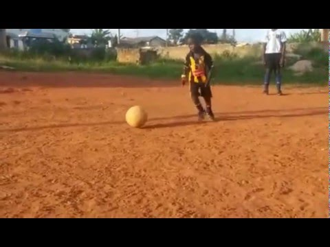 UNISA Academy Ghana Dinho Vid1P1