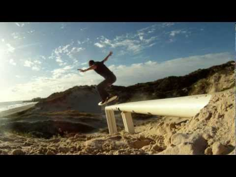 Fighting Friction - The Daily Grind - Sandboard Vid