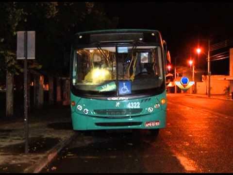 Ônibus coletivo é assaltado no bairro Tocantins