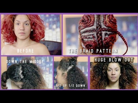 Vixen Sew in TUTORIAL w/ WowAfrican.com  Can YOUR Sew in do this?