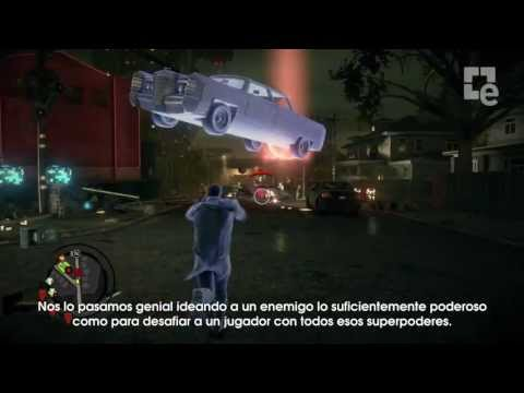 Saints Row 4 - Video Guía - Caos urbano de la ciudad virtual de Steelport