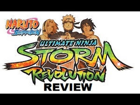Naruto Shippuden Ultimate Ninja Storm Revolution (Full Game) Review
