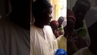 Serigne Mbaye Sy Abdou: ''Woutt lène adouna wayé diamou lène yalla''