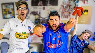 U. de Chile vs Colo Colo | SuperClasico Chileno 2019 | Reacciones de Amigos