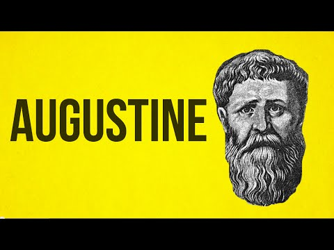 a biography of the life of aurelius augustinius st augustine The thought of st augustine churchman 104/4 1990 rod garner st augustine, also known as aurelius augustinus, was born in ad 354 and died in 430 at the town criers, of the saint augustine tea party, are calling it as we see it, obama is a communist.