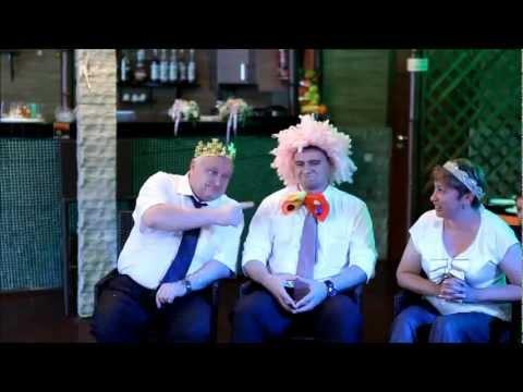 Музыкальные сказки на свадьбу смешные по ролям