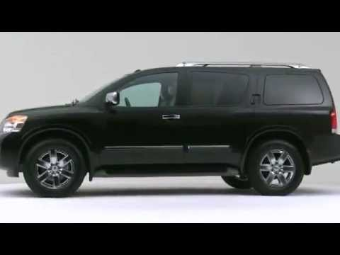 2012 Nissan Armada Video