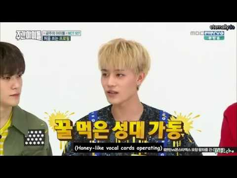 [ENG720p] 160824 Weekly Idol with NCT127 Full