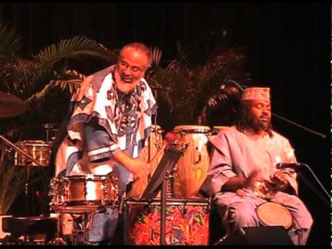 Willie Stewart talks about Rhythms of Africa Music Around the World - Florida USA