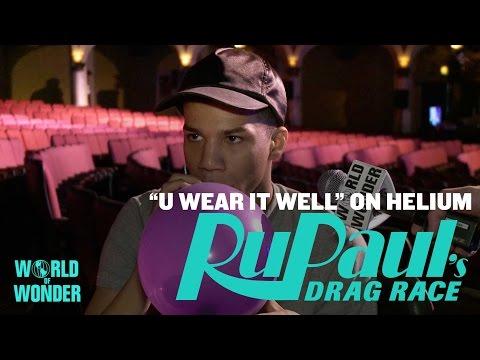 Season 8 RuPaul's Drag Race Queens Sing
