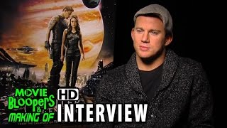 Jupiter Ascending (2015) Official Interview With Channing Tatum