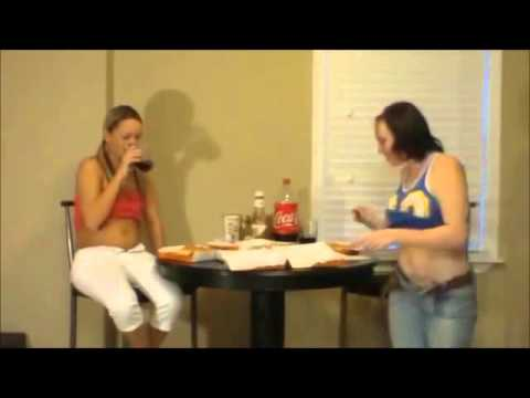 Taryn Belly Stuffing Burgers