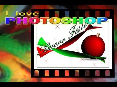 Photoshop tutorial italiano – Cartolina di Natale 2011 – terza parte
