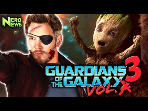 Guardians Of The Galaxy Vol. 3 Confirmed? Director James Gunn Out?