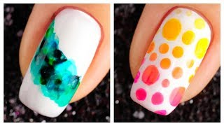Simple and Cute Nail Art Design 2019 ❤️💅 Compilation | New Nails Art Ideas Compilation #25