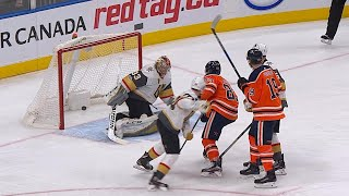 11/14/17 Condensed Game: Golden Knights @ Oilers