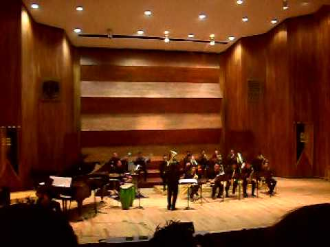 Big Band ENM UNAM - The Olde Stage Station