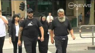 Gangland Shooter Charged