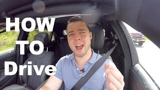 How To Drive On The Highway - The Secrets!
