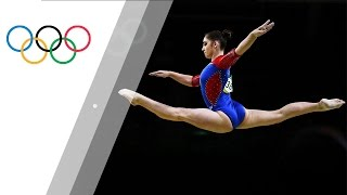 download lagu Aliya Mustafina: My Rio Highlights gratis