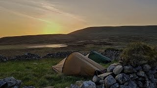 3 Nights Wild Camping In The Moffat Hills - June 2016 Hilleberg Akto's