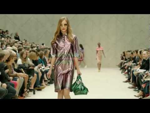 Full Show - The Burberry Prorsum Womenswear S/S13 Show