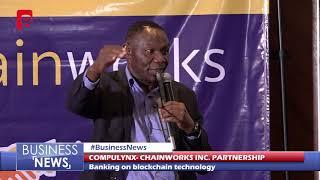 COMPULYNX-CHAINWORKS INC. PARTNERSHIP BUSINESS NEWS 30th Oct 2018