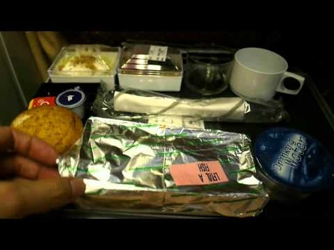 Singapore Airlines SQ211, Singapore to Sydney: Economy Class