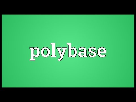 Header of Polybase