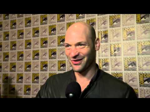 Marvel's Ant-Man: Corey Stoll Comic Con Movie Interview