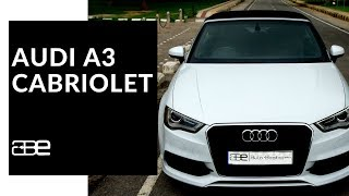 AUDI A3 CABRIOLET - Used Car for Sale in Delhi | ABE Best Premium Pre-Owned Cars in Delhi