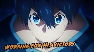 Kirito Had To Actually Work For Something | Sword Art Online Alicization Episode 4