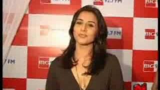 download lagu Vidya Balan Promotes Kismet Konnection On Big Fm gratis