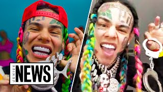 "6ix9ine Returns With ""GOOBA"" 