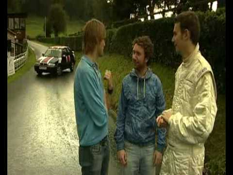 Part 4 - Colin Turkington races Alistair Weaver from Sky Motoring