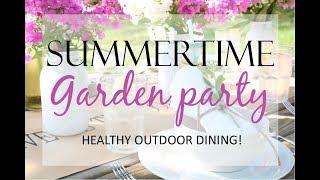 Summertime Garden Party