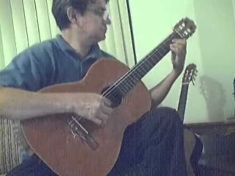 Agustin Pio Barrios - Danza Paraguaya (Arr. Amaro)
