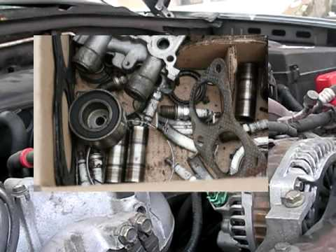 Subaru EJ25 engine knocking before and after rebuild