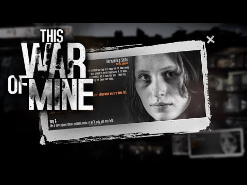 This War of Mine Gameplay / Indie Test Drive