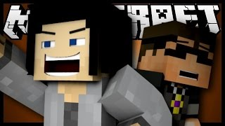 "Minecraft: ""NEVER HAVE I EVER"" w/ ""SkyDoesMinecraft"""