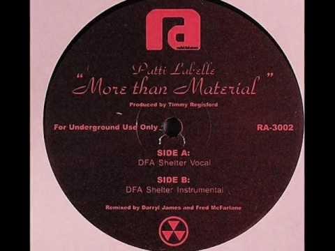 Patti Labelle - More Than Material