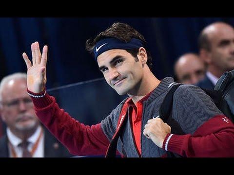 Roger Federer - Basel 2014 Tribute