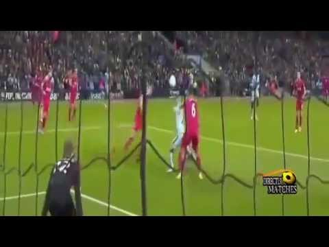 Manchester City vs Liverpool 3-1 All Goals and Highlights 2014 HD