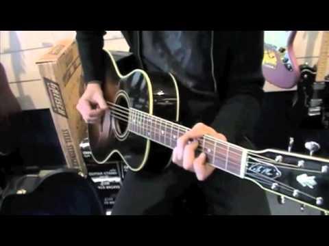 James Buchanan and the Gibson Keb Mo Bluesmaster