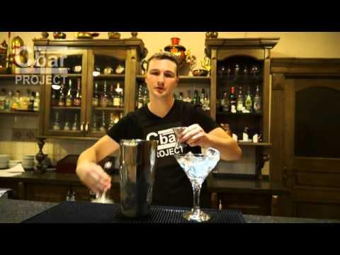 Авторский коктейль Малахитка (Malahitca) рецепт от Cbar-PROJECT