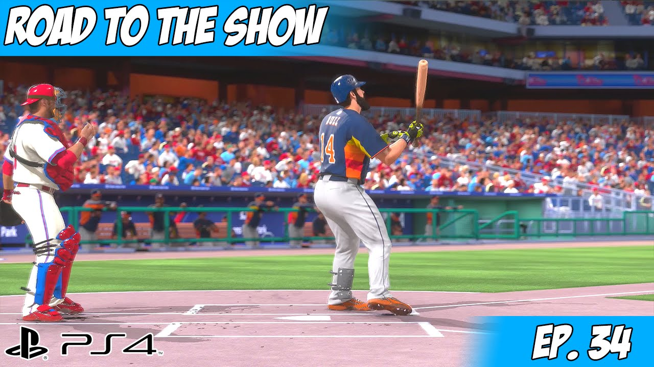 Mlb 14 the show on ps4 rtts with kevin bull the grind ep 34