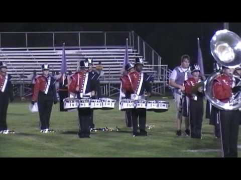 Zion Chapel High School Band - Sept. 18, 2009