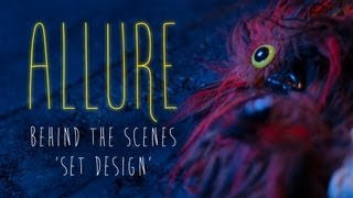 Allure - Behind the Scenes - Set Design
